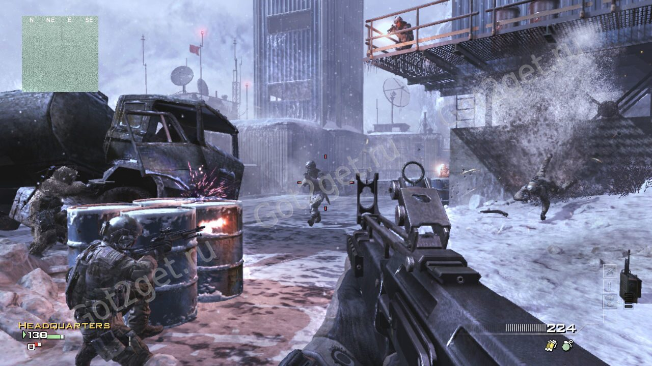 Call Of Duty Modern Warfare 2 Multiplayer Patch Download