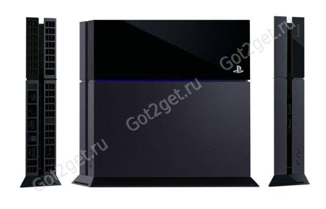 Playstation 4 вертикальный стенд