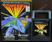 Armored Encounter + Sub Chase (Magnavox Odyssey 2)