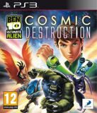 Ben 10: Ultimate Alien Cosmic Destruction (PS3)