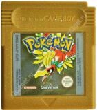 Pokemon Gold Version (GB)
