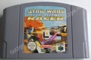 Star Wars Racer Episode 1 (N64)