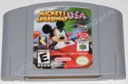 Mickey's Speedway USA (N64)