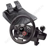 Руль проводной Driving Force GT Logitech (PS3/PC)