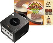 Игровая приставка Nintendo GameCube Donkey Konga: The Ultimate Bongo Bundle