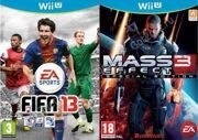 FIFA 13 + Mass Effect 3 Special Edition (WiiU)