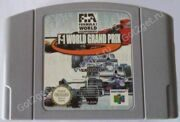 F-1 World Grand Prix (N64)