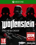 Wolfenstein: The New Order Eng (Xbox One)