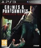 Crimes and Punishments: Sherlock Holmes (PS3)