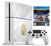 Игровая приставка PlayStation 4 500Gb Limited Edition + Destiny: The Taken King CUH-1108 РосТест